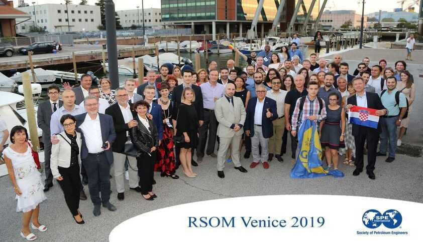Participants of the 2019 SCEE Regional Section Officers Meeting in Venedig, Italy